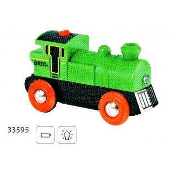Поезд brio