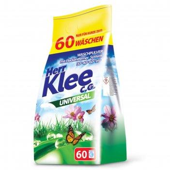 Herr klee c.g.  универсальный cтиральный порошок 5кг пэ/п