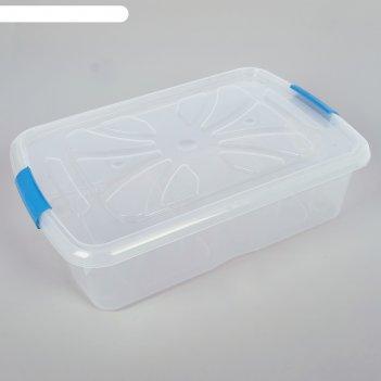 прозрачные контейнеры