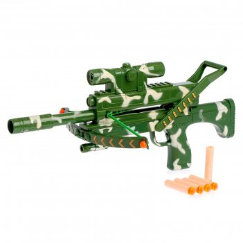 Ружье-арбалет меткий стрелок, стреляет мягкими пулями