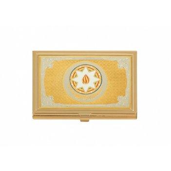 Визитница герб азербайджана  златоуст