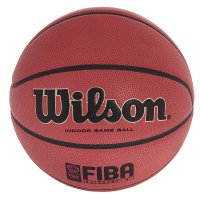 Мяч баск. wilson solution арт.b0686x, р.6, fiba appr, композит pu, бутил.