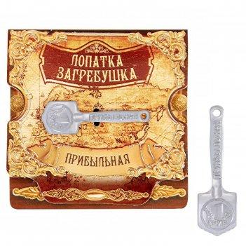 Лопата-загребушка прибыльная, 1 х 3,5 см