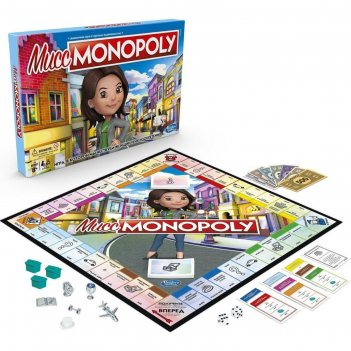 Настольная игра «мисс монополия»