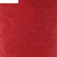 Шерсть для валяния «кардочес», 100 % полутонкая шерсть, 200 г (046, цвет к