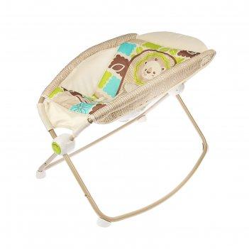 Шезлонг для новорождённого «на пляже»