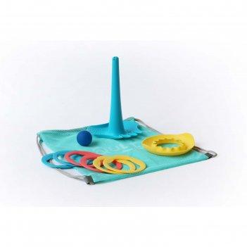 Набор для песочницы quut triplet + ringo 6 + magic shaper