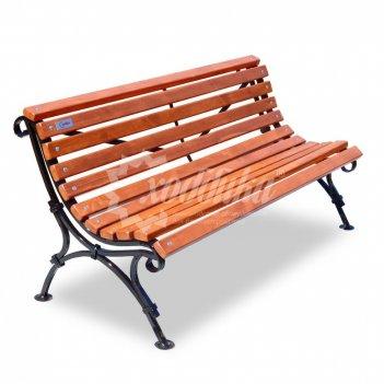 Скамейка кованая «авен» кресло