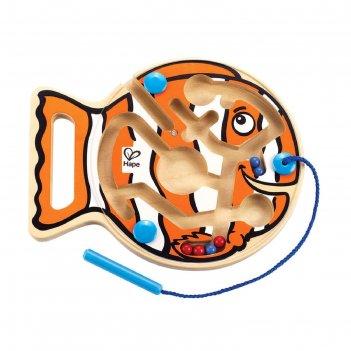 Лабиринт «рыба»