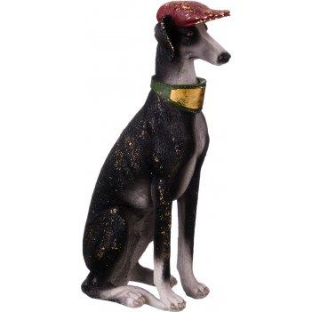 Фигурка собака 20*11,5*36 см.(кор=4шт.)