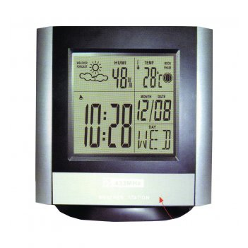 Цм-003 метеостанция настольная цифровая