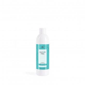 Бессульфатный шампунь tnl sulfate free с кератином, 250 мл