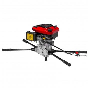 Мотобур ada ground drill-15 hercules а00520, бензиновый, 4т, 5л.с., 3600 о