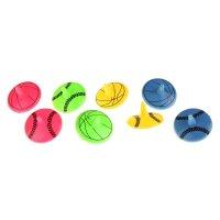 Волчок мяч, цвета микс