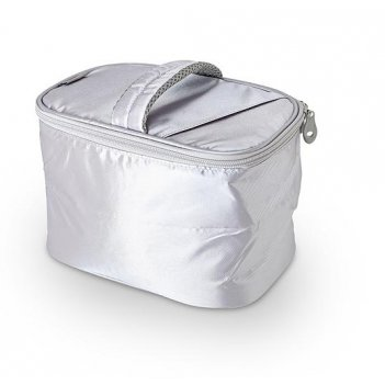 Сумка-термос beautian bag silver, 4,5л