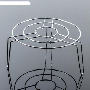 Подставка-гриль для свч