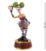Rv-314 фигурка дама клоун (w.stratford)