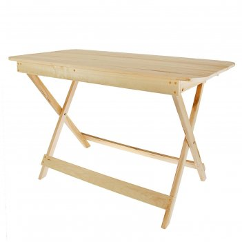 Стол раскладной прямоугольный 1200*600*750