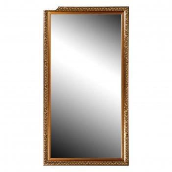 Зеркало «дубай»,  настенное 60x110 cм