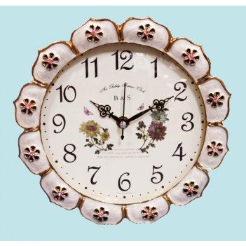 Настольные часы b&s jh-t014 ivory