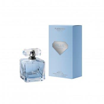 Парфюмерная вода женская flavio neri blue diamant, 100 мл