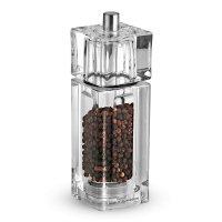 Мельница для перца cube, механическая, высота: 14,5 см, материал: нержавею