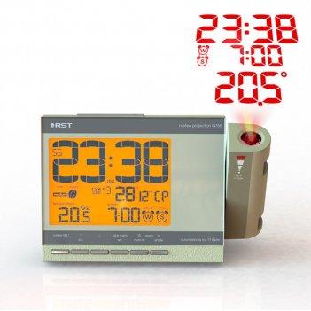 Проекционные часы-будильник meteo projection q758