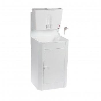 Умывальник терммикс, с электроводонагревателем, пластиковая мойка/бак, 125