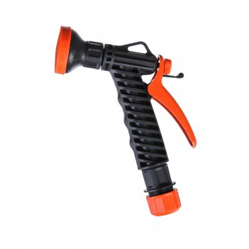 Пистолет-дождеватель, цанговый зажим 1/2 (12 мм), пластик, «жук»