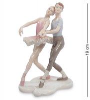 Ws-236 статуэтка балетный дуэт