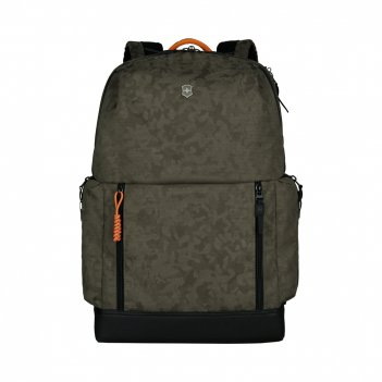 Рюкзак victorinox altmont classic flapover laptop 15'', зелёный