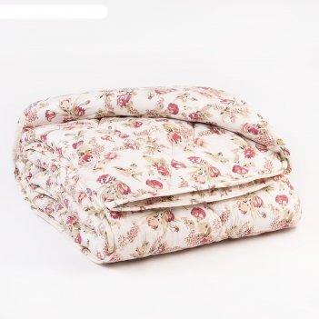 Одеяло тёплое, синтетическое миродель, размер 200х220 ± 5 см, холофан, чех