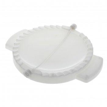 Форма для лепки чебуреков д 18 см