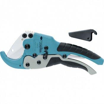 Ножницы для резки изделий из пвх, d до 45 мм, обрезиненные рукоятки, рабоч