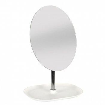 Зеркало настольное, l18,5 w15 h29 см