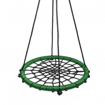 Качели-гнездо kett-up 100 см, цвет зеленый