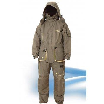 Костюм рыболовный зимний  yukon (куртка+брюки) размер xxl