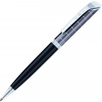 Шариковая ручка pierre cardin,gamme. корпус - акрил и аллюминий. отделка -