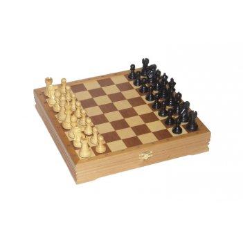 Rtc-2304 шахматы классические малые деревянные утяжеленные