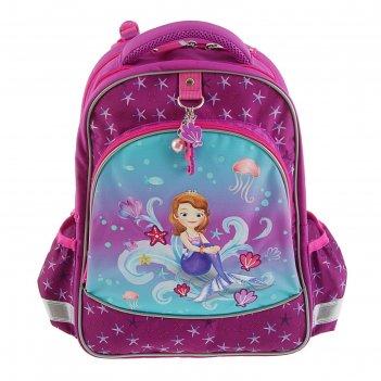 Рюкзак школьный erich krause 38х28х14см «морское приключение»