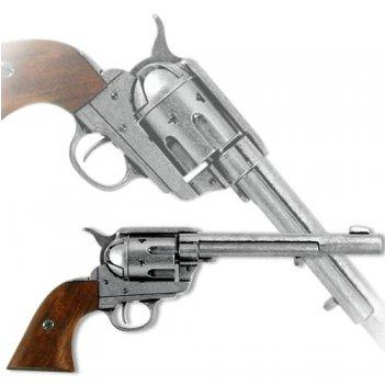 de-1191-g сувенирное огнестрельное оружие револьвер кольт, 1873 г.