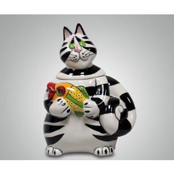 Сахарница кот-рыбак
