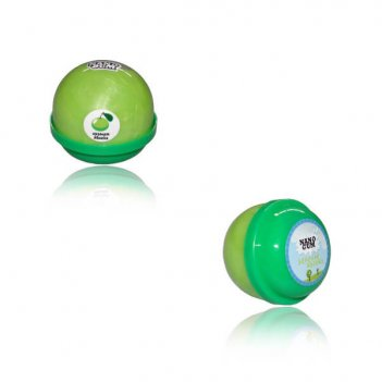 Жвачка для рук nano gum зеленое яблоко25 гр