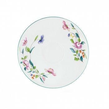 Porcel блюдце olympus porcel florence