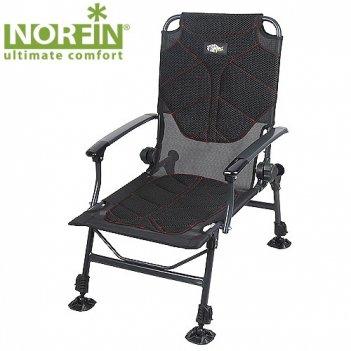 Кресло карповое norfin manchester nf