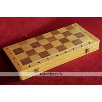 Шахматы tournament №5 дуб