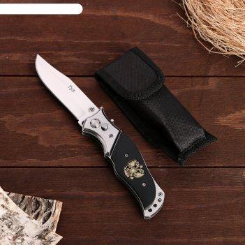 Нож складной автоматический герб m310-343