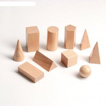Конструктор деревянный классика 20х15х4 см