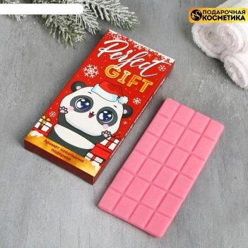 Мыло-шоколад perfect gift