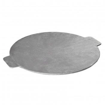 Чугунная сковорода для гриля садж, 40 см